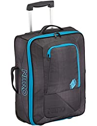 Nitro Snowboards Men Team Carry On Bag Suitcase