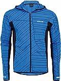 erima Herren Green Concept Laufjacke Trainingsjacke, King Blue/Schwarz, M