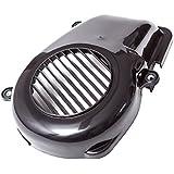 Protectora Ventilador Cilindro de tipo CW para ((Ref. 142580010) Aprilia, Amico (1991–1992), (a partir de 1993), GL, deportes, SR 50(hasta 1994), MBK, Booster, Slider, Yamaha, BWS, Stunt, Target, Zuma