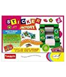 #2: Funskool Sticker Factory