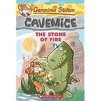 Cavemice - 1 The Stone of the Fire: 01 (Geronimo Stilton)