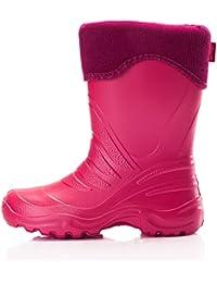 Lemigo TERMIX - Botas para mujer rosa rosa 34 x 28 x 13 cm