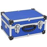 Varo PRM10106BL Maleta Aluminio 230 X 320 X 155Mm Azul