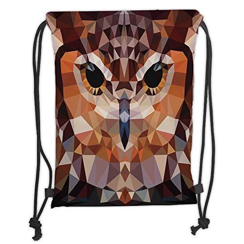 GEOMETRIC Triangles Backpack Stück Deutsch Sportrucksäcke