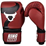 Ringhorns Charger Boxhandschuhe, Rot, 16oz