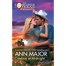 Cowboy at Midnight (Mills & Boon M&B) (Fortunes of Texas: Reunion)