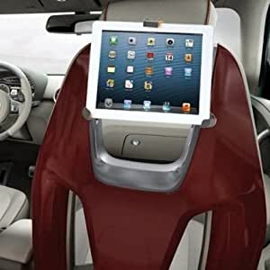 IBRA®-Apple iPad 1/2/3/4/Air, Galaxy, Android and Tablet PC Universal Car Head Rest / Mount / Holder / Cradle