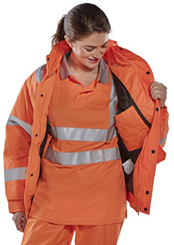 Rennwagen Bomber Jkt Orange - Orange