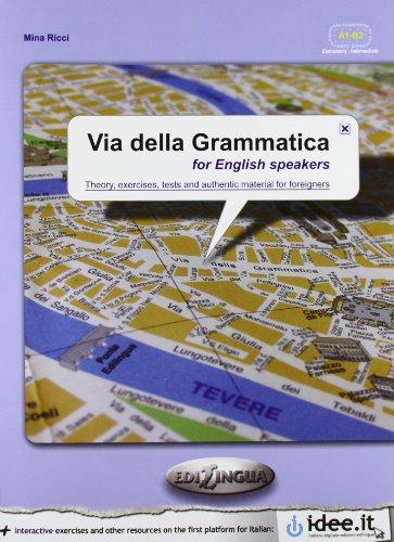 Patrik Greg : PDF Via della grammatica for english speakers  Theory