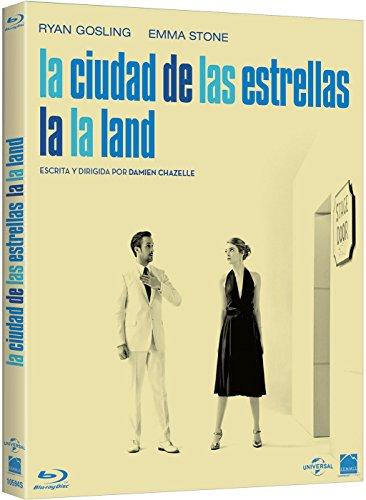 La Ciudad De Las Estrellas: La La Land - Edición Especial (BD + BD Extras) [Blu-ray]