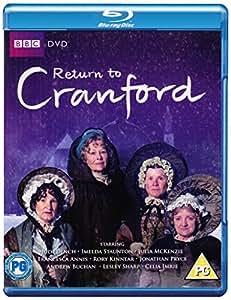 Return to Cranford [Blu-ray] [Region Free]