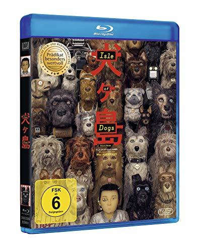 Isle of Dogs - Ataris Reise [Blu-ray] - Motion-liege
