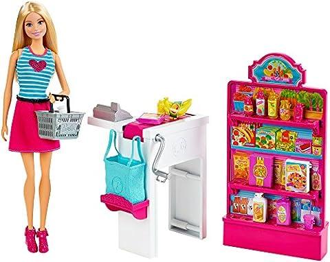 Mattel - BARBIE Boutique Malibu Epicerie