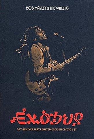 Exodus [30th Anniversary Edition] [Limited Edition CD+DVD] by Bob Marley