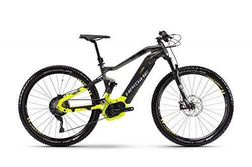Haibike E-Bike SDURO FullNine 9.0 Perform. CX 500Wh 11G XT 29' Titan/Lime/Schw.