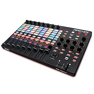 AKAI Professional APC40 MKII USB-Powered Full-Featured Ableton Live Performance MIDI Controller with Software Package