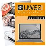 Microsoft Surface Laptop Schutzfolie 3x uwazi satin-matt Displayschutzfolie Folie