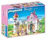 Playmobil Residenza Reale delle Principessa,, 6849