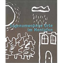 Broschüre: Sagenumwobene Orte im Montafon
