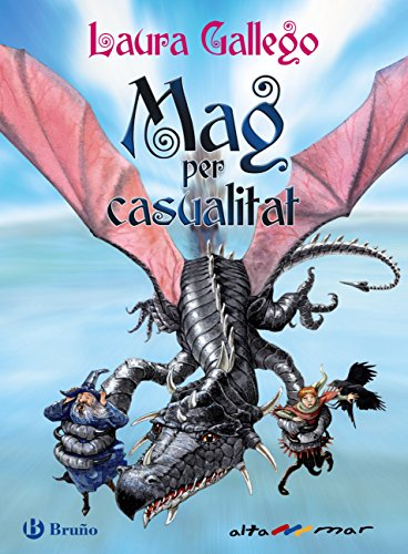 Mag per casualitat (ebook) (Catalá - A Partir De 10 Anys - Altamar) (Catalan Edition) por Laura Gallego