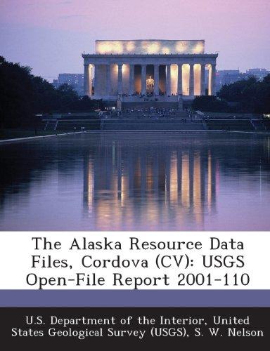 Preisvergleich Produktbild The Alaska Resource Data Files