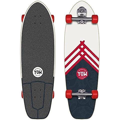yow Cruiser completo con colgante Caliber ejes perfecto Surf Feeling Hossegor Lane