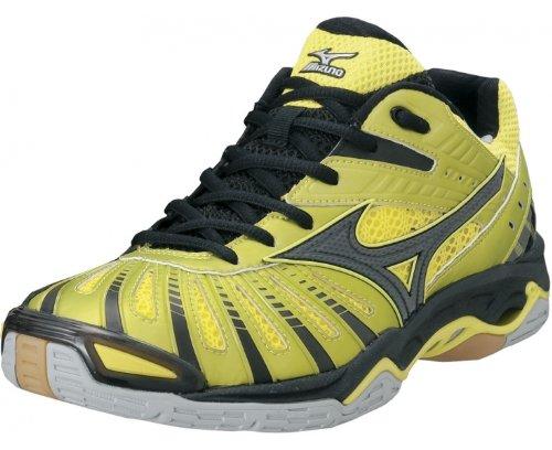 Mizuno Wave Stealth 2 Chaussure Sport En Salle yellow