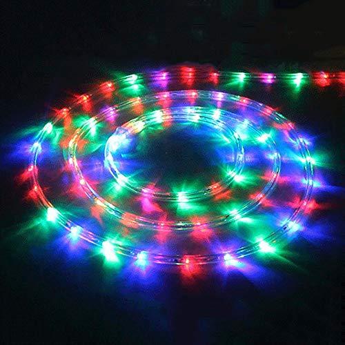 OLDF Wasserdichte LED-Lichtstreifen Auto, Saiten-Lichter Für Terrasse LED-Sternenlicht Fairy Light Für Hochzeit Thanksgiving Dekor Halloween String Lights,50M/164Ft