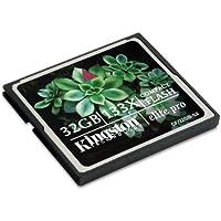 Kingston Compact Flash (CF)  Elite Pro 133x 32GB Speicherkarte