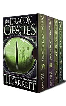 The Dragon Oracles (Epic Fantasy) (Kingdoms Omnibus Book 1) by [Garrett, T.J.]