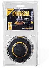 Universal GM577615901 Testa per Filo con Rocchetto con Stelo, e 2 Fili, Accessorio McCulloch, Cod. Art. 00057-76.159.01, STANDARD, P25 2.0mmx4m, HDO001
