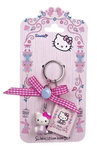 Preisvergleich Produktbild Hello Kitty Woodland Animals Keyring