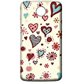 Mott2 Back Case For Motorola Nexus 6 | Motorola Nexus 6Back Cover | Motorola Nexus 6 Back Case - Printed Designer Hard Plastic Case - Girls Theme