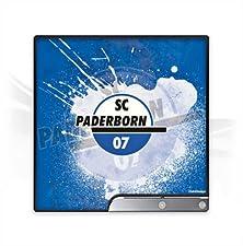 DeinDesign Sony Playstation 3 Slim CECH-2000-3000 Folie Skin Sticker aus Vinyl-Folie Aufkleber SC Paderborn Fanartikel Fussball