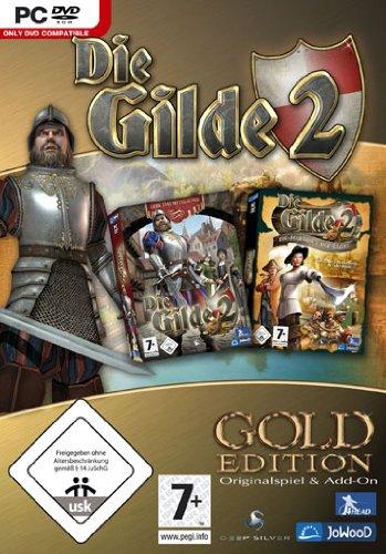 Koch Media GmbH Die Gilde 2 - Gold Edition