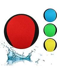 pushfocourag Kids Adults Waboba Water Bouncing Ball Ocean Pool Beach Sports Swimming Toy Water bouncing ball water sports ball interactive ball- Random Color
