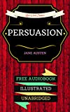 Image de Persuasion: By Jane Austen  & Illustrated (An Audiobook Free!) (Englis