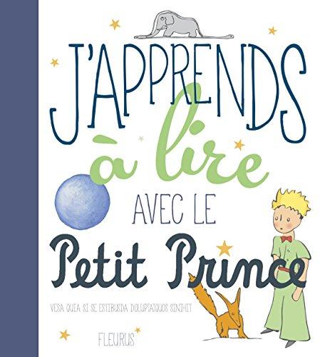 J'apprends à lire avec le Petit Prince par Emmanuelle Carré-Chasseloup