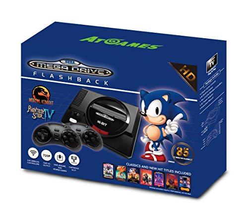 Sega Mega Drive Wireless HD