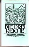 Die drei Reiche. Roman aus dem alten China.