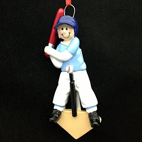 T Ball Boy Ornament by Rudolph and Me (Kids T-ball)