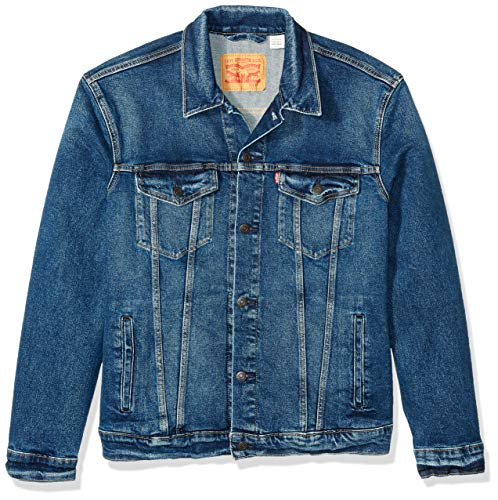 Levi's Men's Tall Big & Tall Trucker Jacket (Mens Levis Jean Jacke)