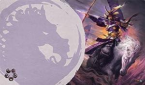 Fantasy Flight Games FFGL5S13 Mistress of The Five Winds Playmat: L5R LCG (Unicorn Clan), Multicolor