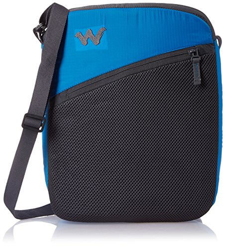 Wildcraft 6 Ltrs Blue Packable Casual Backpack (Pac n Go Sling 2_Blue)  available at amazon for Rs.516