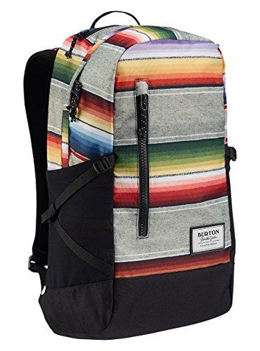 Burton prospect pack, zaino sportivo unisex – adulto, bright sinola stripe, taglia unica
