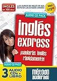 Image de Inglés Express / English Express: hablaras ingles rapidamente: metodo acelerado (Serie Ingles en 100 Dias)