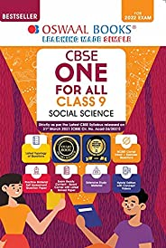 Oswaal CBSE One for All Class 9 Social Science (For 2022 Exam)