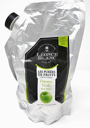 Purée de pommes vertes Léonce Blanc 1 KG