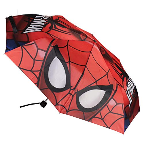 SPIDERMAN - PARAGUAS PLEGABLE 48 cm