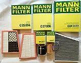 MANN-FILTER FILTER SET INSEPKTIONSSET W211 280 CDI 320 CDI S211
